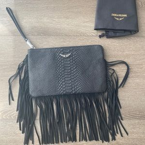 Brand new zadig & Voltaire pouch
